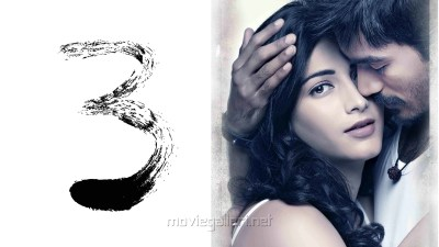 Picture 110512   Dhanush Shruthi 3 Movie Wallpapers   New Movie Posters
