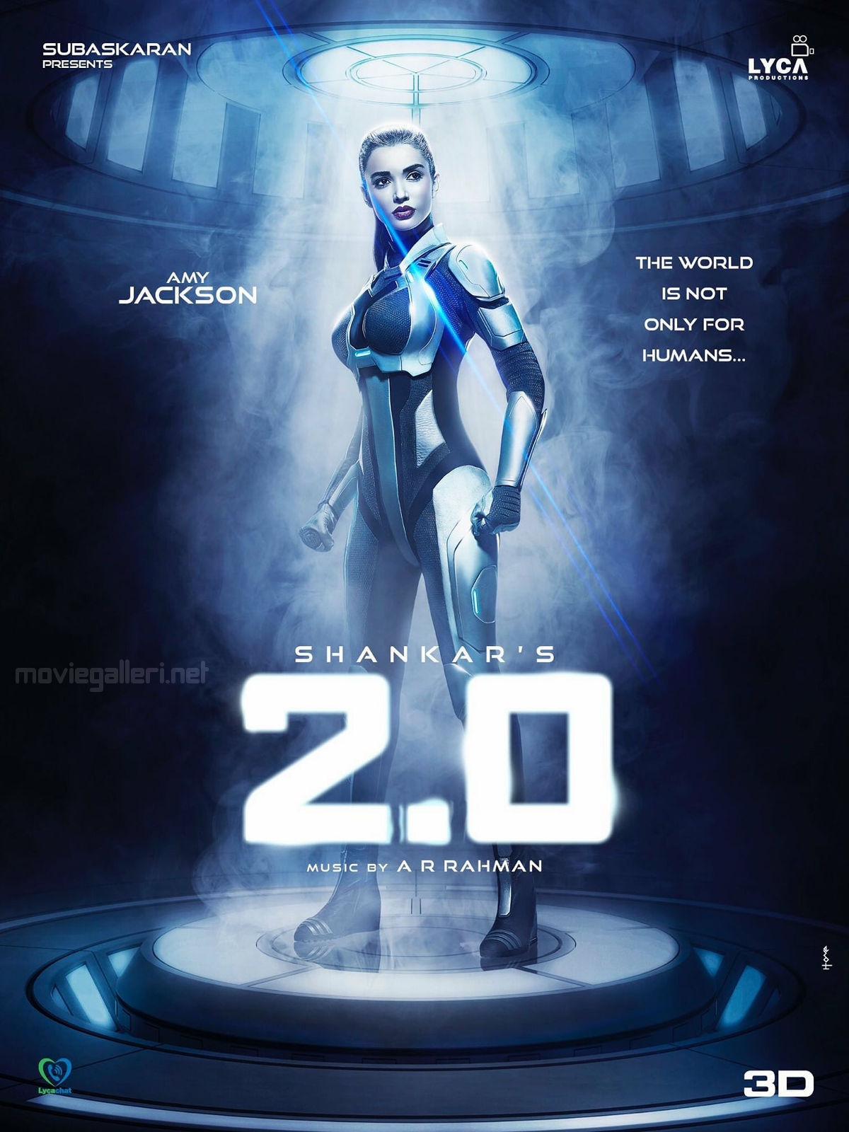 Droid 2 Wallpapers Girl 2 0 Movie Amy Jackson First Look Poster New Movie Posters