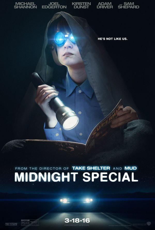 «Midnight Special» / 2016