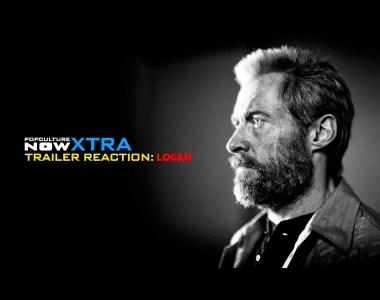 "TRAILER REACTION | ""Logan"" Red Band Trailer #1"