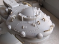 Star Wars Trade Federation Tank - AAT 1 (8)