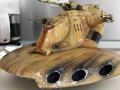 Star Wars Trade Federation Tank - AAT 8 (1)