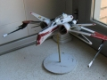 Star Wars ARC 170 Starfighter Model 2