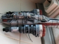 Star Wars Arc-170 Starfighter Model 7