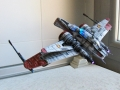 Star Wars Arc-170 Starfighter Model 9