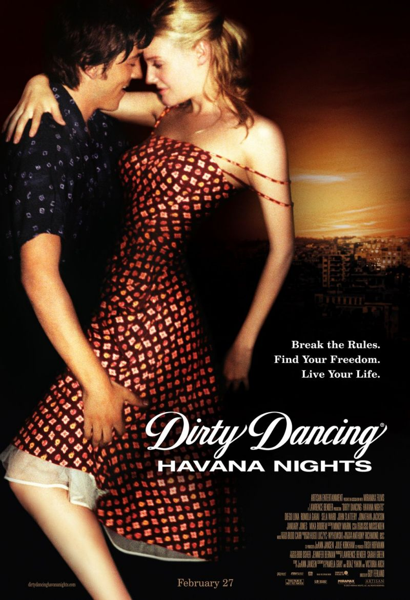 Dirty Dancing Muziek Dirty Dancing Havana Nights 2004 Moviemeter Nl
