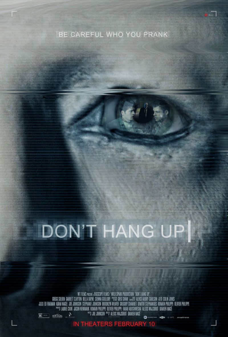 Horror Woonkamer Don T Hang Up 2016 Moviemeter Nl