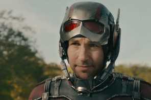 "Paul Rudd is ""Ant-Man."""