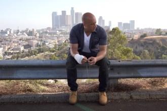 """Vin Diesel in """"Furious Seven."""""""