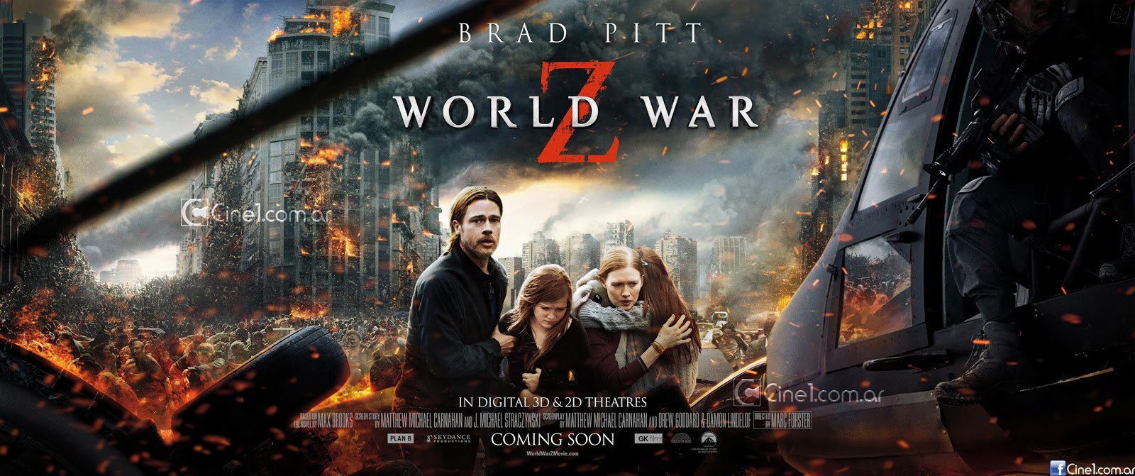 Box Office World Can World War Z Be Revived At The Box Office Or Is It Already