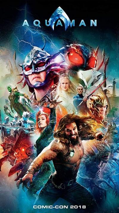 Aquaman 2018 Poster Movie | 2019 Movie Poster Wallpaper HD