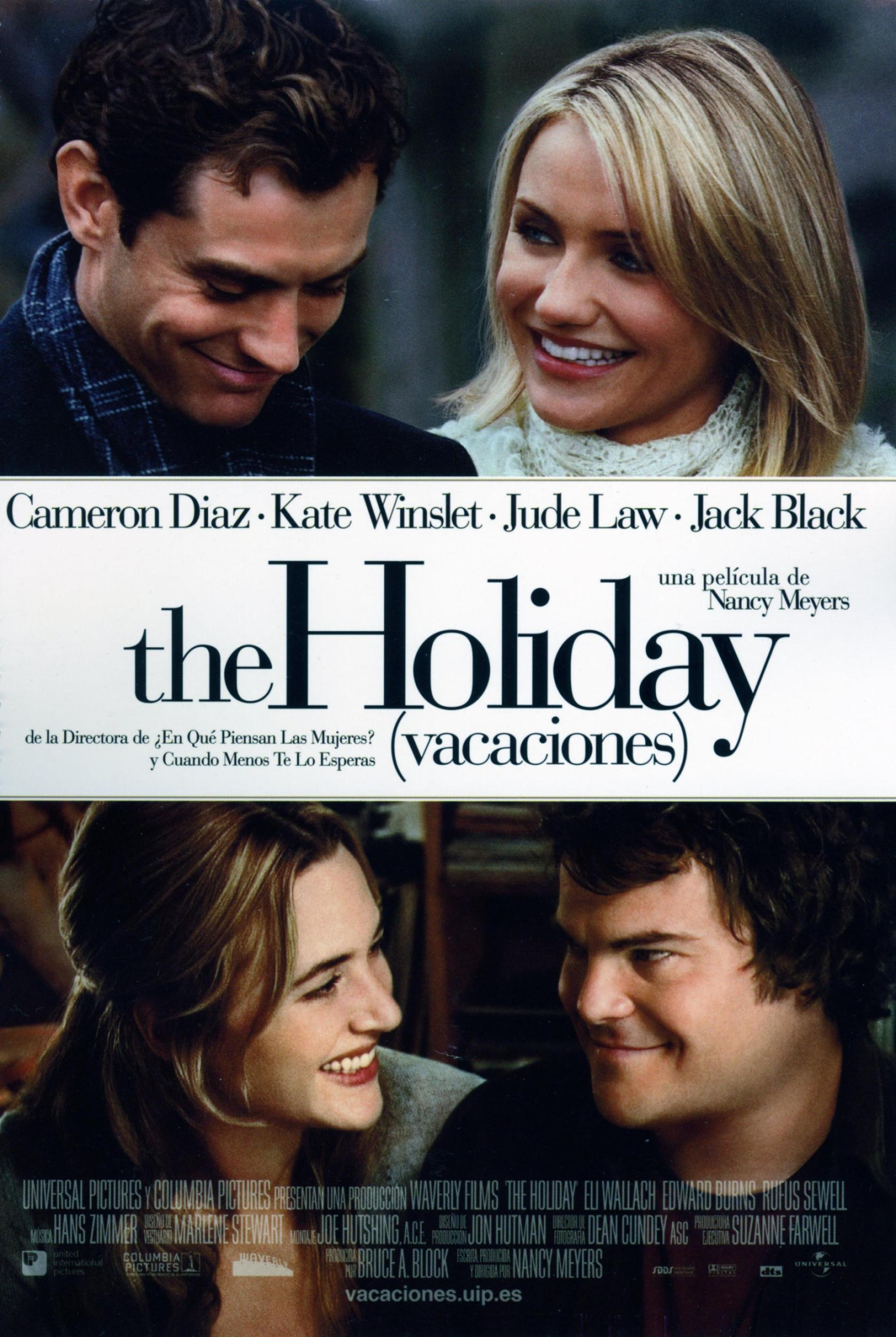 Film The Holiday Movie Posters.2038.net | Posters For Movieid-1514: Holiday
