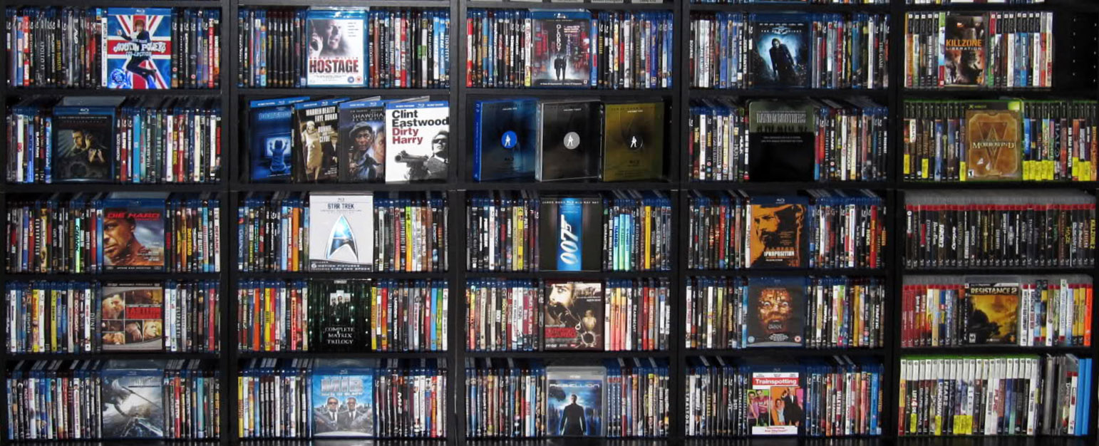 Filmsammlung Why You Should Still Have A Dvd Collection | Mxdwn Movies