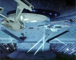 Star Trek Enterprise Space Dock