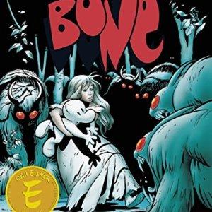 Bone-The-Complete-Cartoon-Epic-All-volumes-in-Single-bookBlack-White-Edition-0