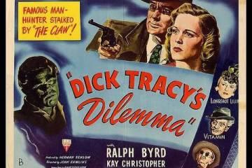 Dick Tracy's Dilemma (1947)