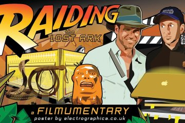 Raiding the Lost Ark (2012)
