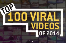 Top 100 Viral Videos of 2014