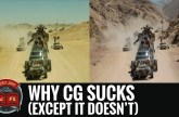 Why CG Sucks (Except It Doesn't) (2015)