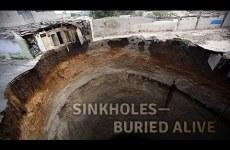 Sinkholes – Buried Alive (2015)