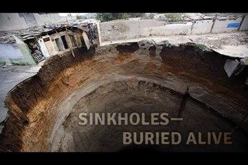 Sinkholes – Buried Alive (2015)