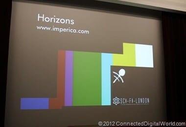 CDW at Sci Fi London Horizons 6th May 2012 002