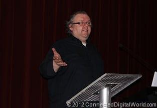 CDW at Sci Fi London Horizons 6th May 2012 034