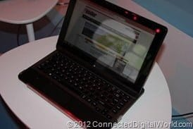 CDW - A closer look at the Toshiba Satellite U920t Convertible Ultrabook - 14