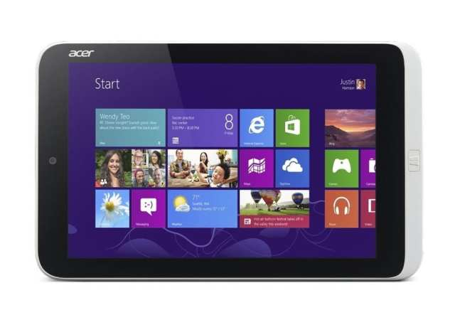 acer w3 windows 8 4