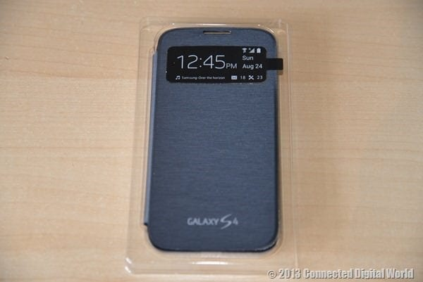 CDW Review Samsung Galaxy S4 S View Cover - 4