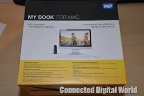 CDW Review WD My Book for Mac - 3