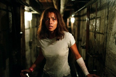 Whoevers Responsible For Making Halle Berry Pretend That Her Alter Ego Is A Racist White Woman Should Be Courtmartialed For Crimes Against Filmgoers