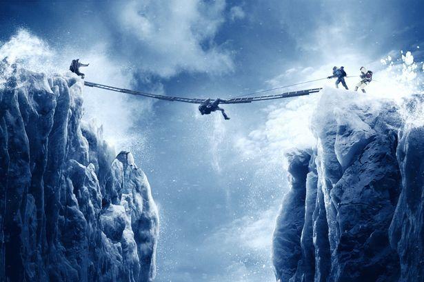 Ice Fall Wallpaper New Everest Featurette Gets More Intense Movie Tv Tech