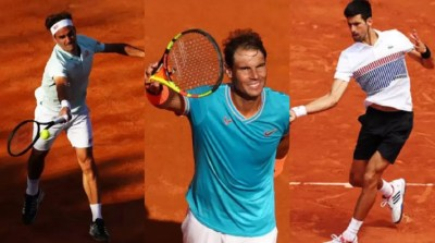 French Open 2019: Rafael Nadal could cross Roger Federer with Roland Garros draw | Movie TV Tech ...