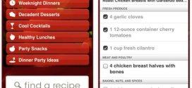 Aplicaciones para cocinar con tu iPhone