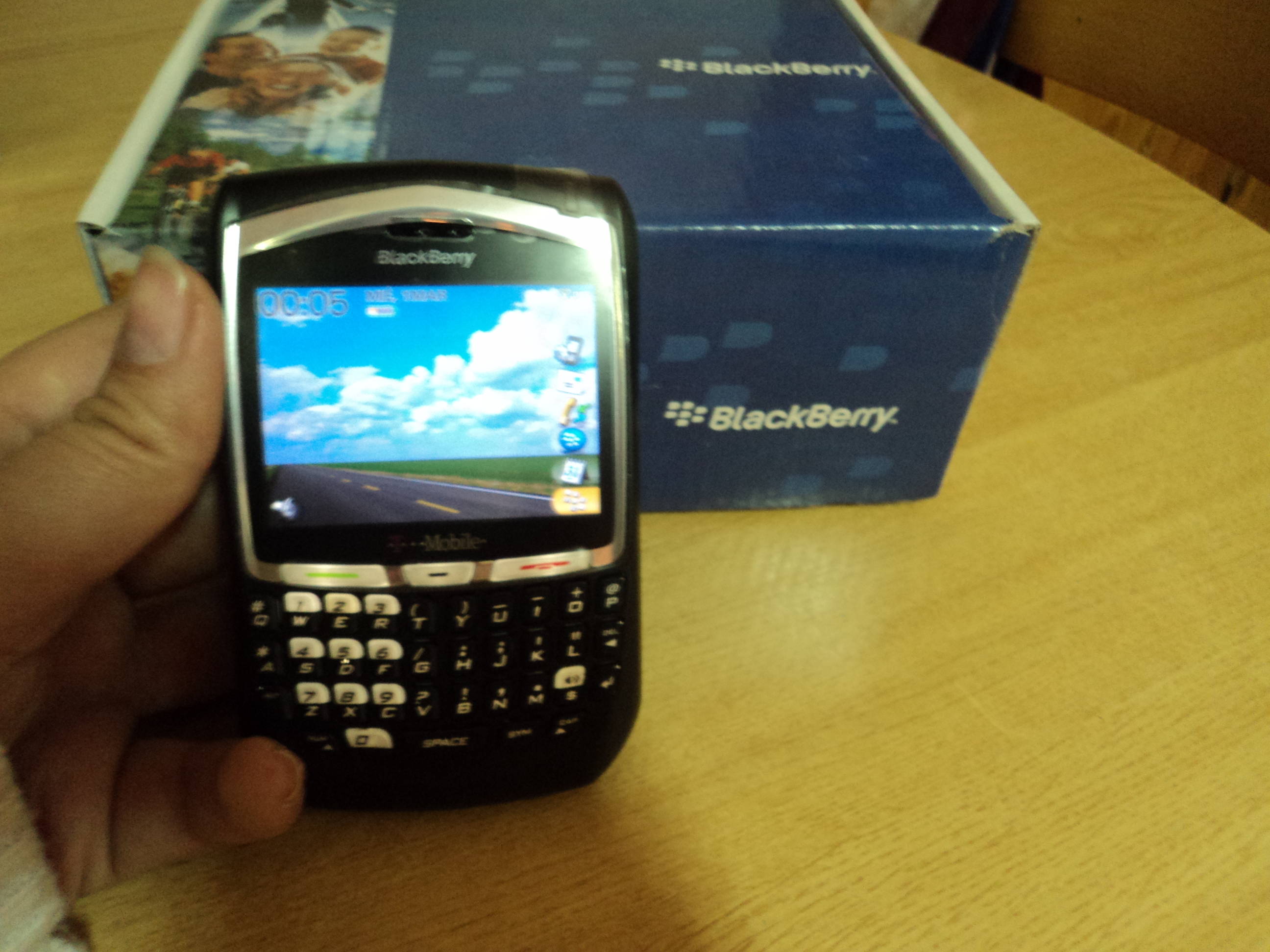 Moviles Libres Blackberry Blackberry 8700 Movil Libre Para Ti