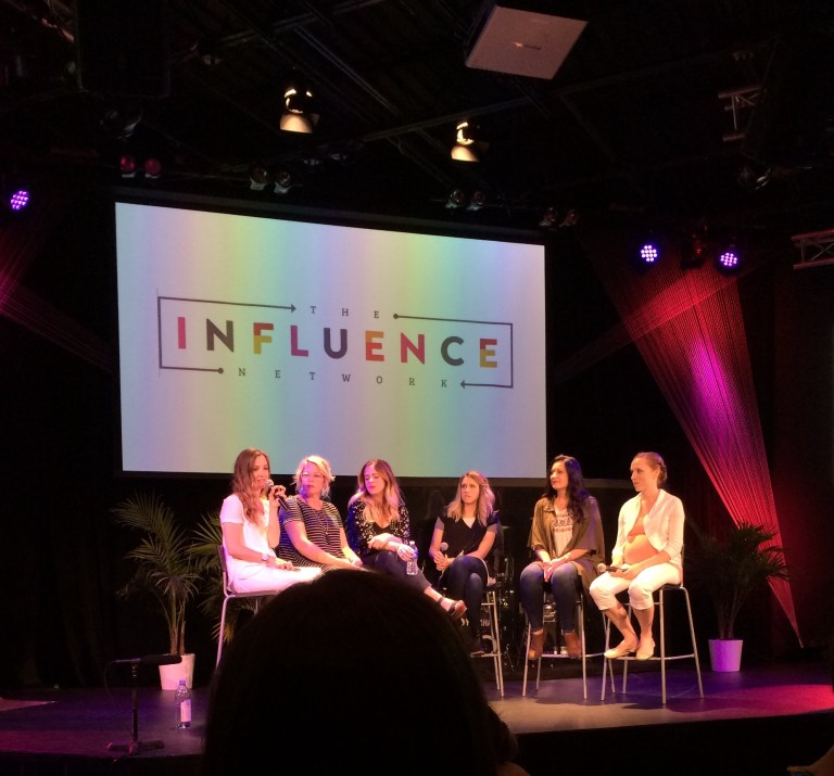 Influence Network Creative Women's Summit | Moving Peaces
