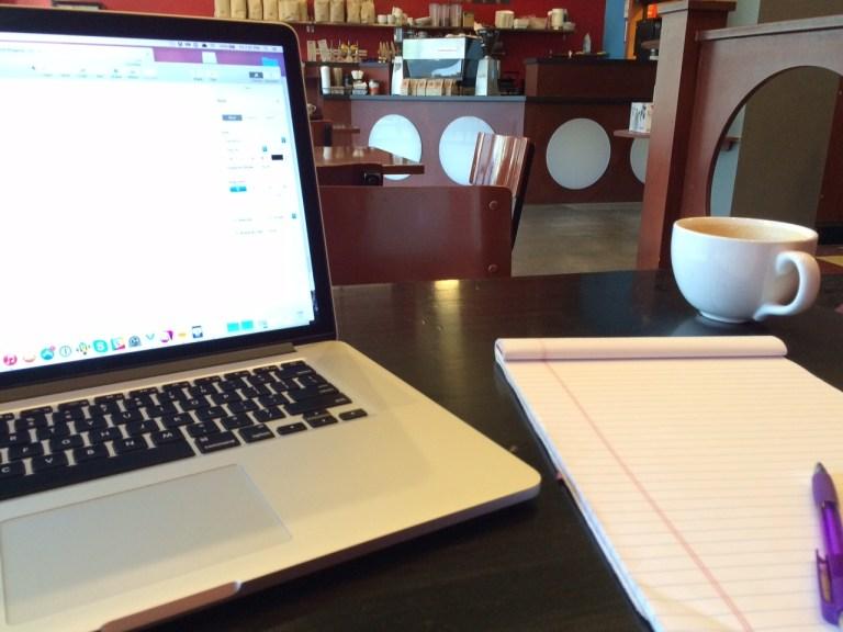 Coffee Shop Scramble | Moving Peaces