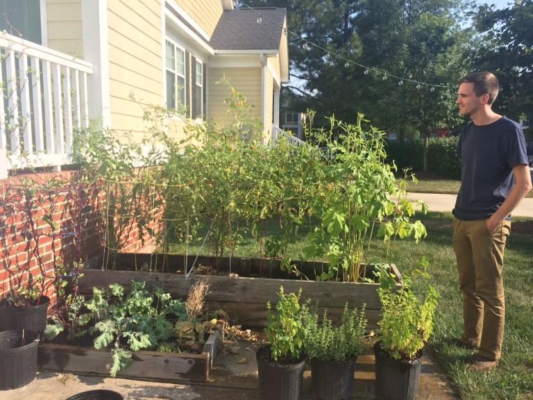 Garden   Moving Peaces
