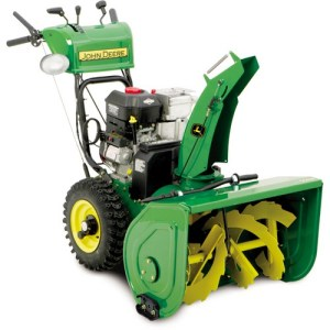 059307038346xl 1330 300x300 2011 John Deere 342cc 30 inch Model 1330SE Snow Blower 1695812 Review