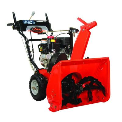 2014 Ariens Compact 22 in. 208 cc Model 920013 Snow Blower Review