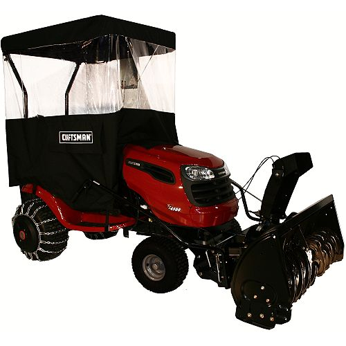 Is A Tractor Mounted Snow Blower Right For Me