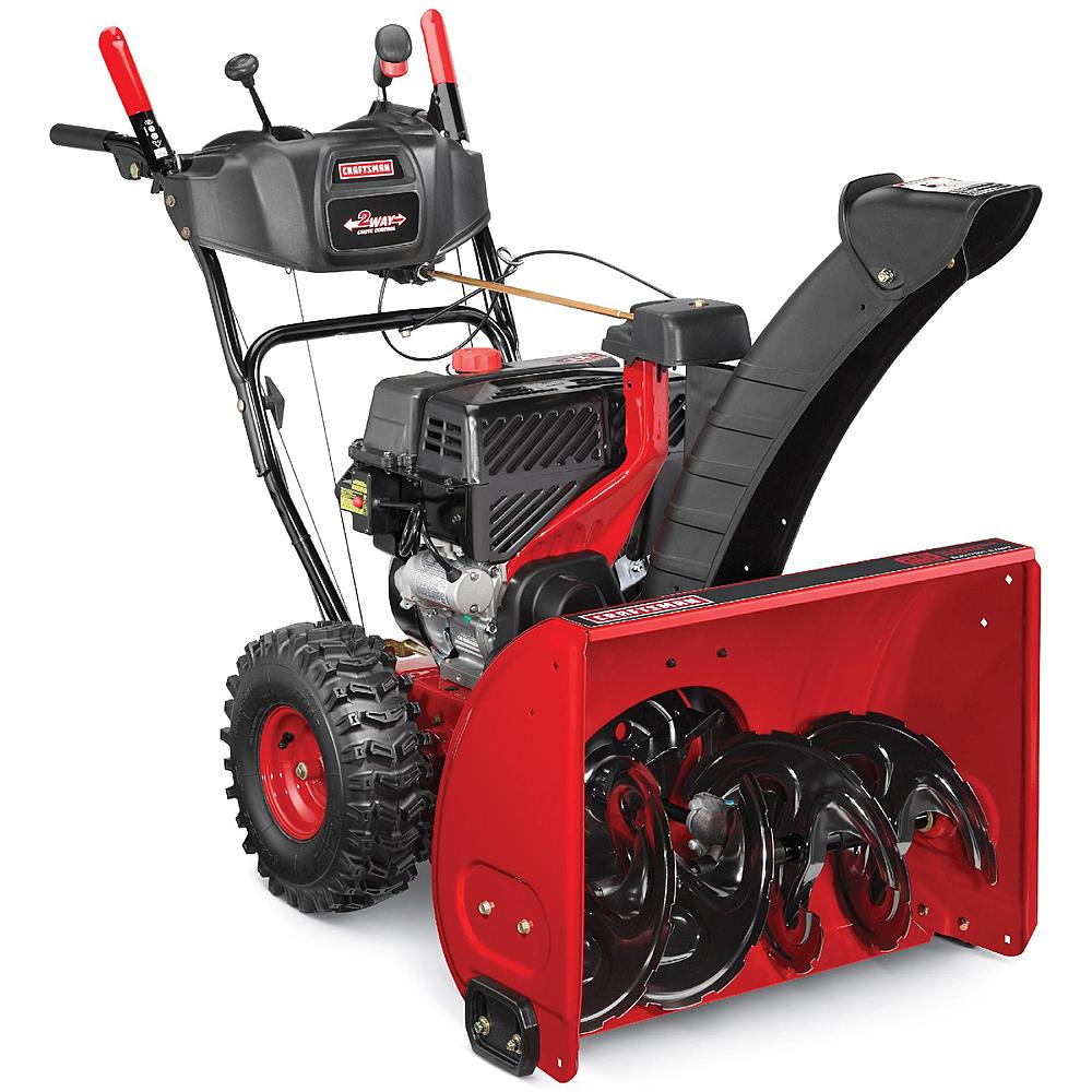 Two Stage Blower : Is a gas two stage snow blower the best choice for you