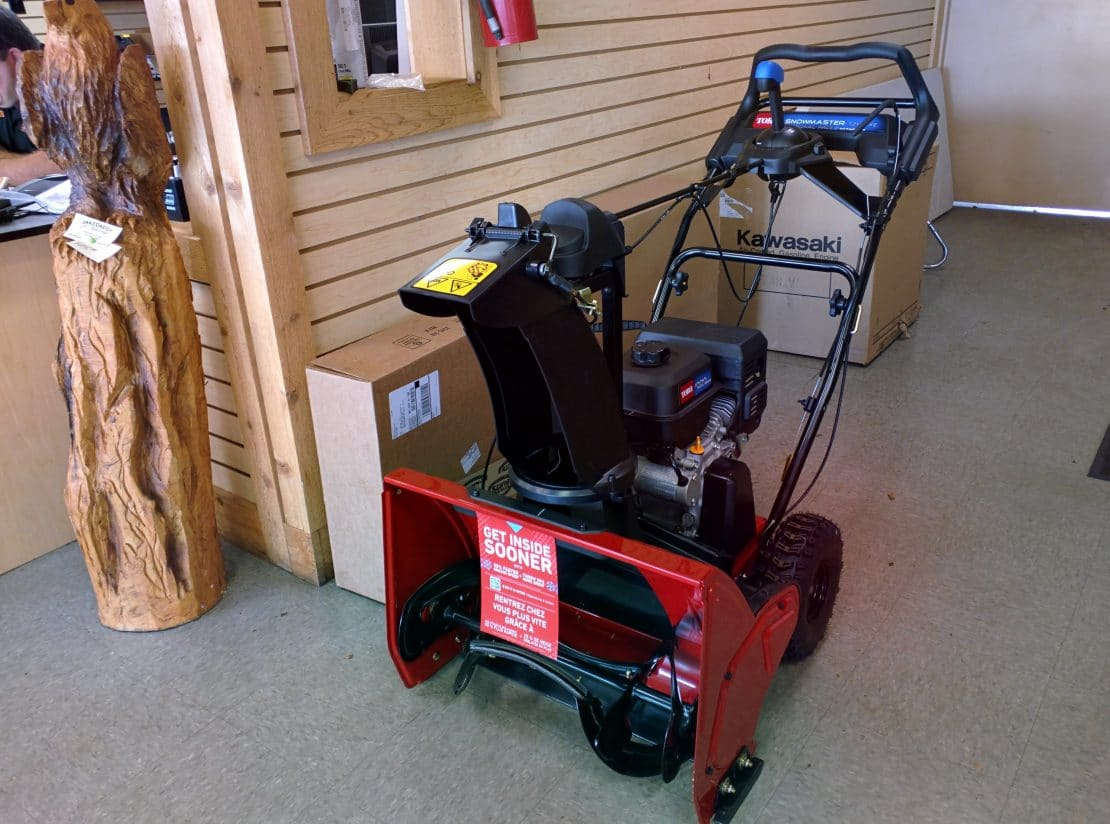 Introducing the 2015 Toro SnowMaster - This May Be Your Next Snow Thrower