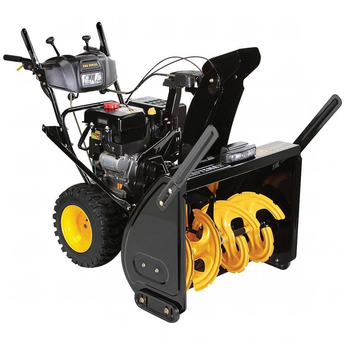2016 Craftsman Snow Blowers - What's New - and Exciting!