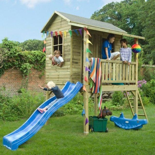 une mini maison dans votre jardin pour le bonheur de vos enfants. Black Bedroom Furniture Sets. Home Design Ideas