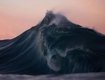 Des montagnes de vagues photographiées par Lloyd Meudell