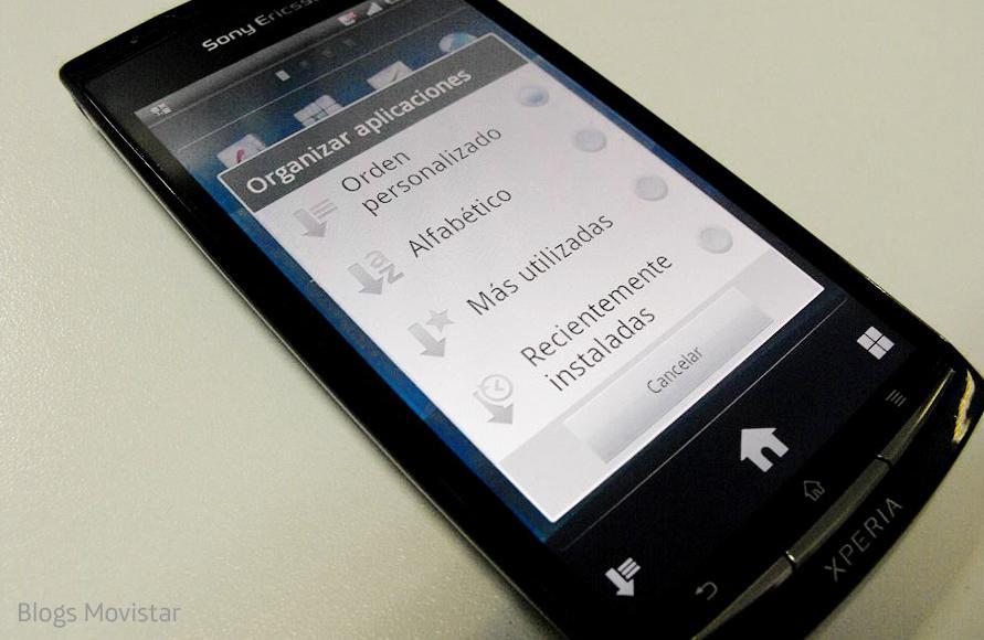 Análisis Sony Ericsson Xperia Arc (I): diseño, pantalla, sistema operativo y procesador ...