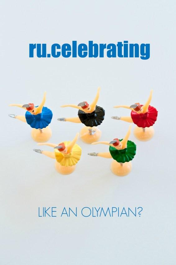 celebrate like an olympian | movita beaucoup