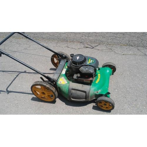 Medium Crop Of Weed Eater Lawn Mower